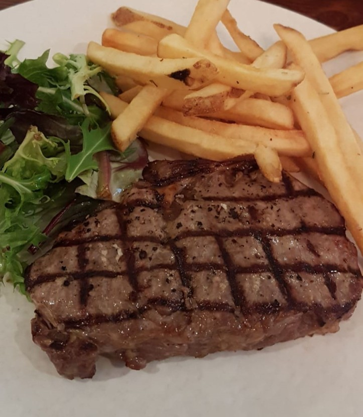 Erwin's Ribeye Steak