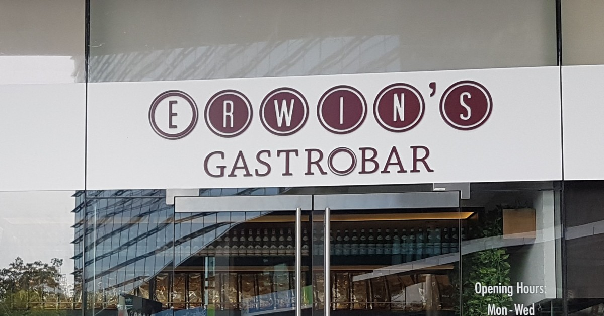 Loving Life with... Erwin's Gastrobar!